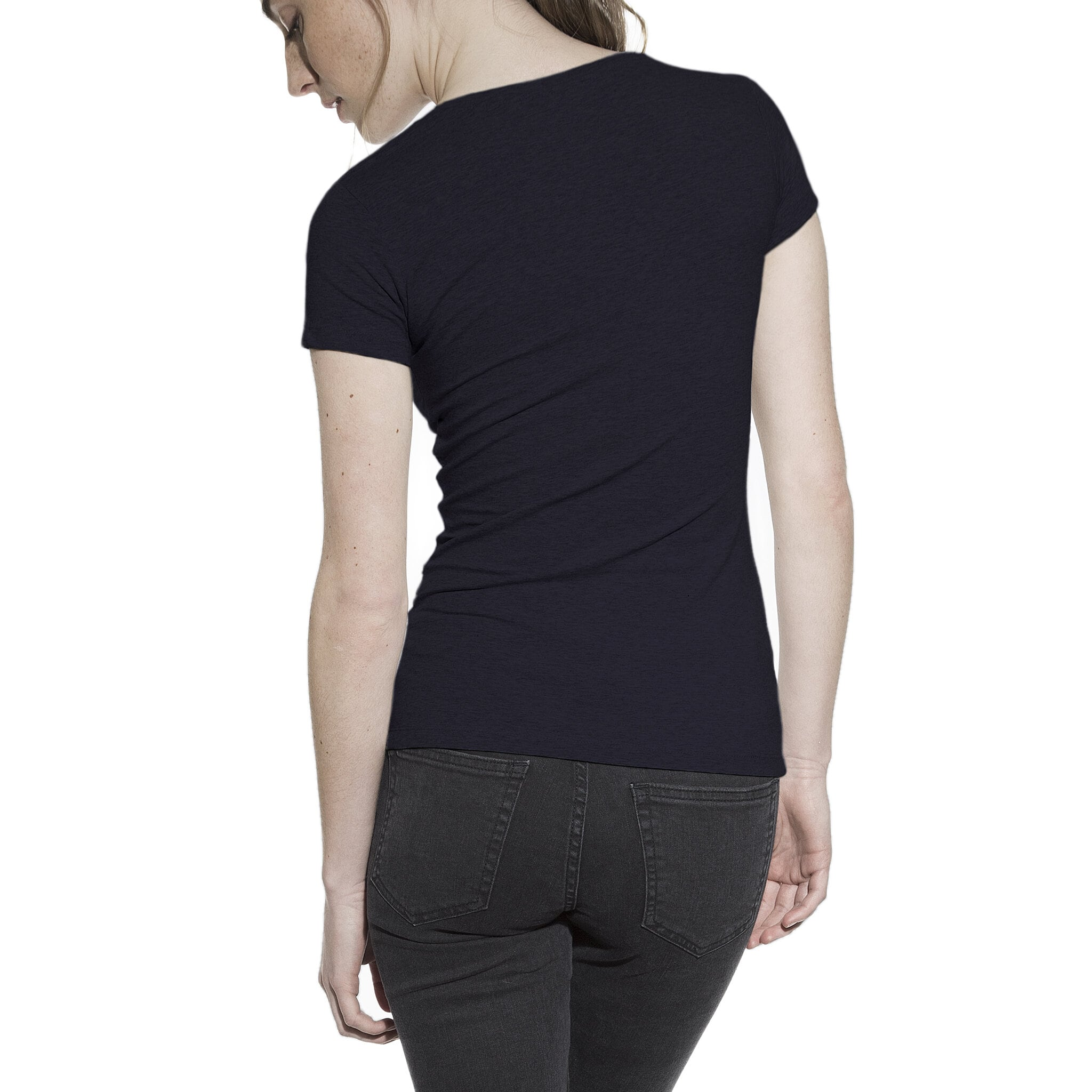 T-shirt cotton-stretch
